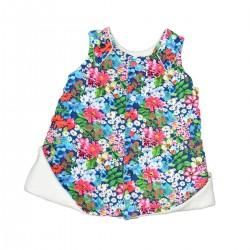robe bebe fleurs coton bio