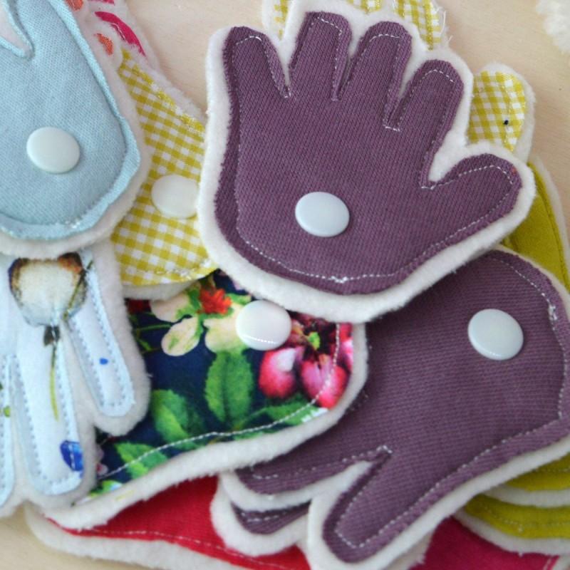 decoration a clipser petite main