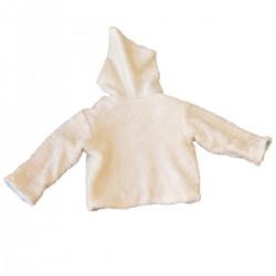 veste toute douce bebe coton bio