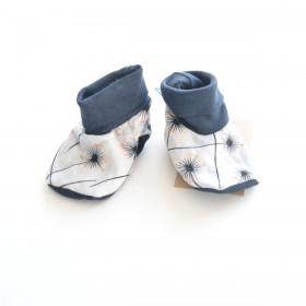 chaussons bébé tout doux en coton bio