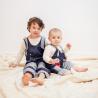 Salopette mixte pour bébé et enfant