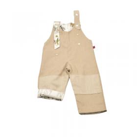 salopette jean clair enfant