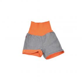 short en jean pour enfant