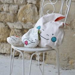 pochettes originales pour decoration de chambre bebe enfant
