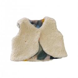 gielt du berger enfant bebe reversible coton bio