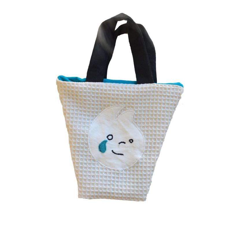 petit sac decoration coton bio