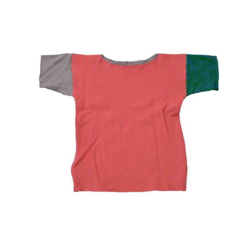 t-shirt original chanvre coton bio enfant little woude