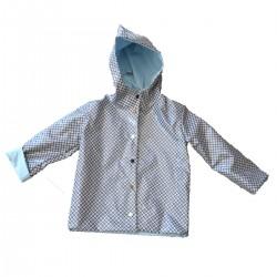 veste coupe ample imperméable