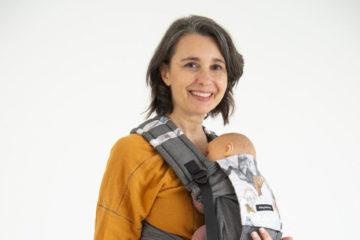 Comment bien porter son bébé de façon confortable et en toute sécurité ?