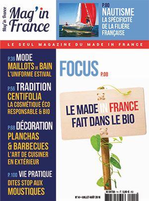 article sur l'habit qui grandit avec l'enfant dans Mag in France
