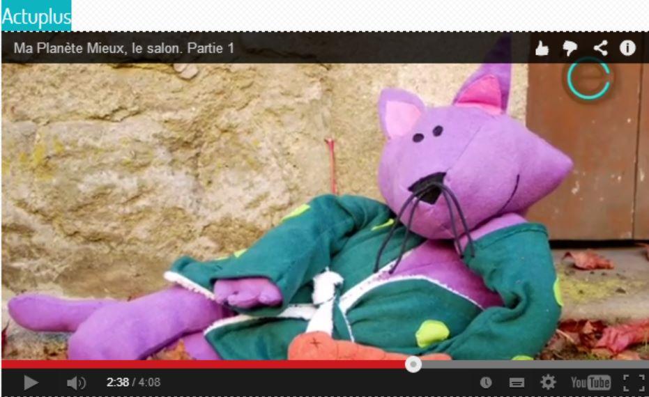 Kidkado sur Ecoplus TV